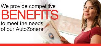 autozone inc careers benefits