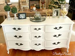 French Provincial Furniture by French Provincial Dresser Makeover Bentleyblonde House Tour