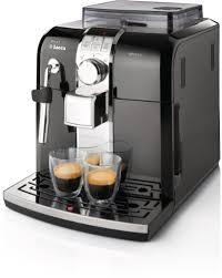 black friday coffee machine philips saeco hd8833 47 syntia automatic espresso machine black