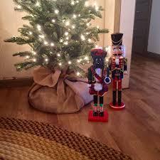 burlap christmas tree skirt burlap christmas tree skirt tree sack christmas tree skirt tree