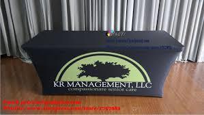 Custom Table Cloths by Custom Tablecloth Logo Promotion Shop For Promotional Custom