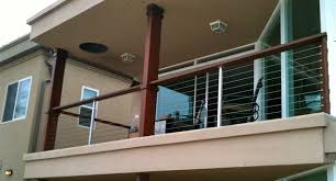 contemporary balcony railings 7031