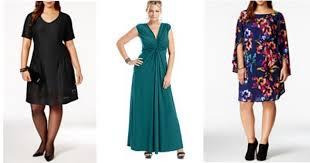 macy u0027s up to 85 extra 15 off women u0027s plus size dressesliving
