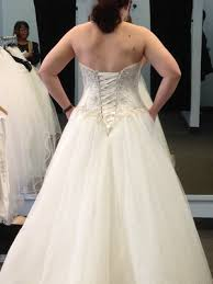 Wedding Dress Bustle Bustle On A Tulle Ballgown Weddings Beauty And Attire