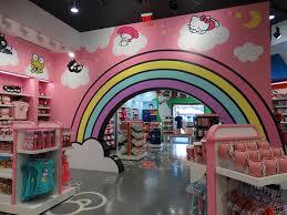fofa loja da kitty universal studios disney novo
