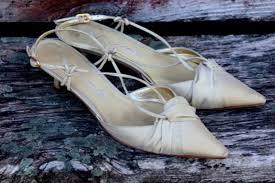 wedding shoes kitten heel uk vintage gold wedding shoes by kitten heel sparkly classic