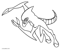 ben 10 coloring pages arms coloring pages ideas