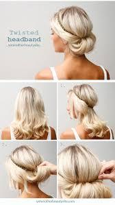 Hochsteckfrisuren Mittellange Haare Einfach by Haare Styles 14 Einfach Und Leicht Faule Mädchen Hairstyling Tipps