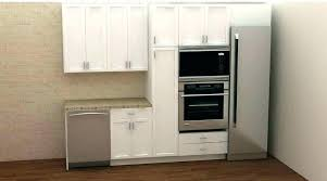 kitchen pantry cabinet with microwave shelf ikea pantry cabinet elrincondemama co