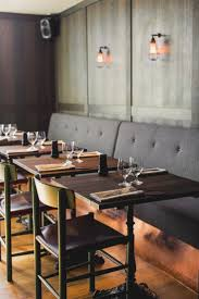 Dining Room Table With Bench Seat Best 25 Restaurant Banquette Ideas On Pinterest Restaurant