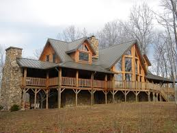 wrap around porch house houses with wrap around porches google search opulent log homes