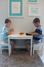 Ikea Kids Table Adjustable Best Seated Position For Kids During Mealtime