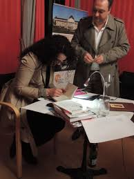 Wohnzimmer Konstanz Poetry Slam März 2013 Safiye Can