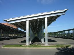 carports metal carport shelters steel carport designs flat roof