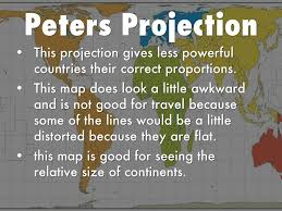 Peters Projection Map Mercator Projection By Christopher Malhas