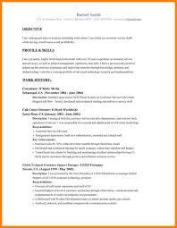 Entry Level Customer Service Resume Objective Customer Service Objective Clever Entry Level Customer Service