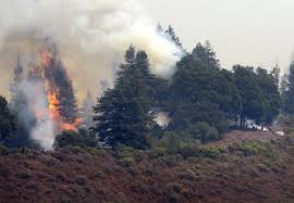 Bc Wildfire Highway Closures by More Campgrounds And Hiking Trails Closed As Big Sur Fire