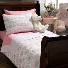Quilted Cotton Coverlet Lola Floral Cotton Quilt And Sham Set Free Shipping Today