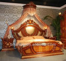 Bedroom Sets Italian Italian Style Royal Bedroom Furniture Formal Classical Upholstery