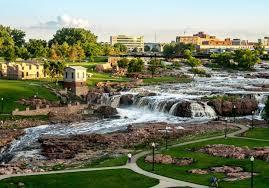 South Dakota how to get paid to travel images Falls park south dakota travel tourism site jpg