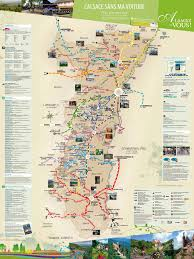 Map Of France Cities by Travel Map Of Surroundings Of Strasbourg