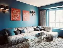 Teal Living Room With Wall Panels Living Room Decorating Ideal - Teal living room decorating ideas