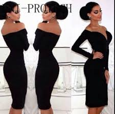 Black Cocktail Dresses With Sleeves Long Sleeve Velvet Cocktail Dresses Suppliers Best Long Sleeve