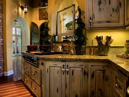 kitchen cabinet fetching distressed wood kitchen cabinets look