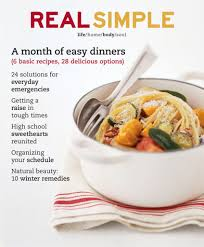 real simple magazine covers real robert newman real simple