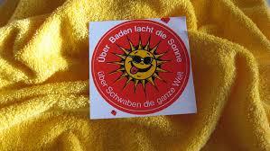Wappen Baden Aufkleber