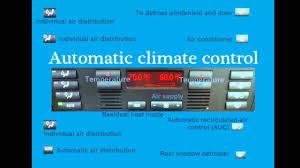 automatic climate control 97 03 bmw 5 series e39 528i 525i 540i m5