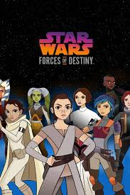 mr movie star wars forces of destiny 2017 tv mini series review