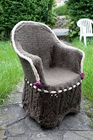 plastic chair covers gallery plastic chair covers chair covers and yarn bombing
