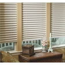 redi shade natural fabric corded light blocking pleated shade 36