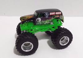 monster trucks grave digger bad to the bone wheels metal base monster jam truck virginia giant hotwheels