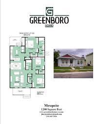 floorplans greenboro homes san antonio