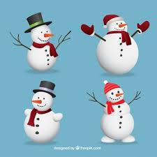 cute snowman vectors photos psd files free download