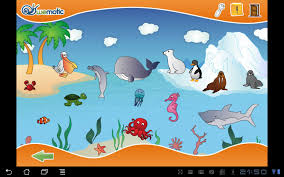sea animals numbers for u003ckids hello android