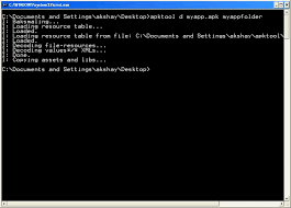 apk tool decompiling android app 4androidfans