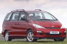 toyota previa 2000 car review honest john