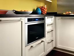 sharp under cabinet microwave under counter microwave drawer snack drawers under microwave drawer