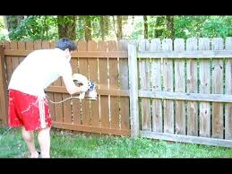 flexio 590 review wagner paint sprayer diy fence painting exterior