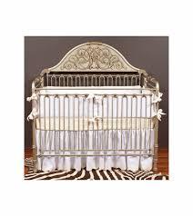 bratt décor chelsea collection iron lifetime crib antique silver