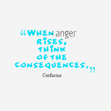 quotes express anger when anger rises think of the consequences