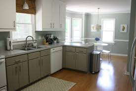 Paint Laminate Kitchen Cabinets Best For Image Painted Laminate - Painting laminate kitchen cabinets