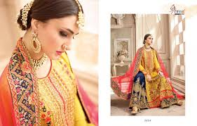bridal collection shree fab shehnai bridal collection wholesale online