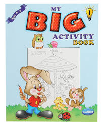 navneet my big activity book online in india buy at best price