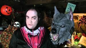 Van Helsing Halloween Costume Mask Fan Attic Van Helsing Wolfman