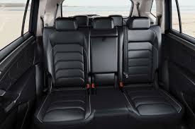 volkswagen suv 2015 interior volkswagen tiguan allspace hits geneva motor trend