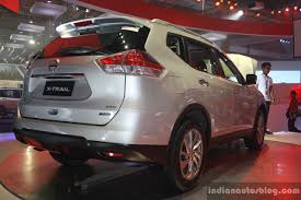 silver nissan rogue 2014 new nissan x trail launched philippines live